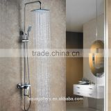 Wall Hung Cold & Hot Water Rainfall Bath & Shower Mixer                                                                         Quality Choice