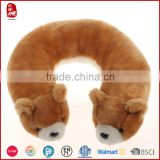 wholesale customize animal shaped neck pillow for beby through the and ASTM test                                                                         Quality Choice