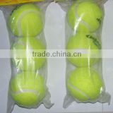 high quality custom tennis balls