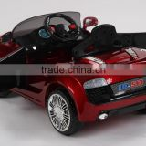 audi model rc car ride on toy car factory produce ride on car manufacturer