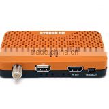 110MM Novatek Chipset Small HD FTA Free To Air Receiver Mini DVB-S2 Satellite Decoder