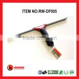 Rubber sleeve handle Window Cleaning Wiper /Suction Window Squeegee/glass window cleaning wiper