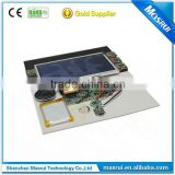 5 inch lcd video module pcb display /tft lcd greeting card pcb module /video brochure pcb