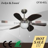 Newest Hot Selling Orient Decorative Metal Blade Ceiling Fan