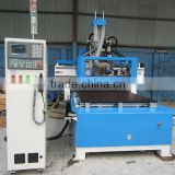 Best CE certificated 1325 woodworking automatic changer ATC cnc router for Europe market