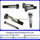 hexagon fitted bolts structures bolts DIN 610 grade 12.9 high strength bolts