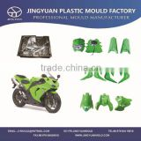Good quality cheap price hot sale plastic motorcycle parts mold factory in Huangyan/Motorcycle accessories mould injection mold
