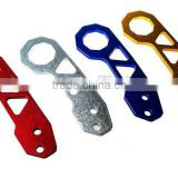 Car Front Rear Tow Hook /Auto Trailer Ring Universal Racing Tow Hook Blue / Red / Gold / Silver