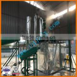 New technology crude oil refinery into diesel oil ! JNC china lubricating oil recovering