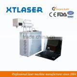 Equipments producing Portable laser marking machine hunst for animal ear tag