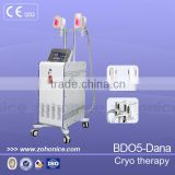BD05 Top quality most popular & professional cryo therapy fat freeze beauty equipment