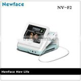 Forehead Wrinkle Removal Equipment For The Small Business F2 Hifu Beauty Machine Multi-polar RF