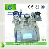 CG-886 Professional tripolar multipolar bipolar rf cavitation liposuction cannulas for sale