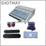 shotmay B-333 ems acupuncture electrical sale electro muscle stimulation machine breast enhancer with low price