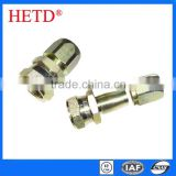 HETD Hydraulic hose ferrule fittings BSP Female Multi Seat Hose Fittings Hydaulic Parts 22111
