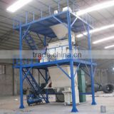 China manufacturer dry mortar mixing production line
