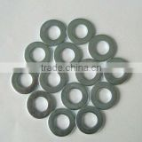 Top quality cnc custom metal washer/large metal washers/metal shoulder washer