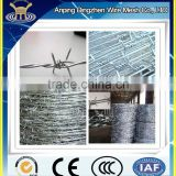 2015 Hot sale !!! Wholesale Cheap Price Hot dip/ Electric galvanized Double Twist Barbed Wire Roll (Factory Price)