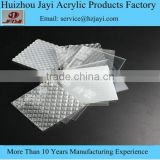 Factory wholesale custom made acrylic transparent plastic sheet/laminate sheet/glass sheet