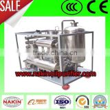 unqualified phosphate ester fire-resistant oil purifier