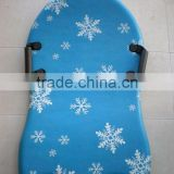 kids snowboard/skiing board/snow sled