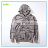 Custon Military camouflage men cotton hoodies with hign quality
