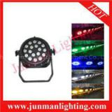 18*15w RGBWA 5 In 1 Waterproof LED Par Light Par64