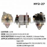 70A/12v dc alternator Chinese alternator / LR170-405