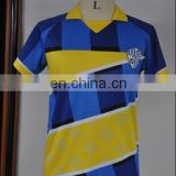 New design men soccer clothing china imported soccer jersey