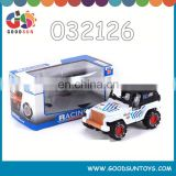 Electric universal police car kids battery operated convertible police cars small police car for children 032126