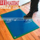 china supplier new product sticky tacky mat aitislip carpet