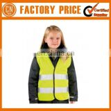 2017 Most Popular Cute Reflective Safety Vest For Child