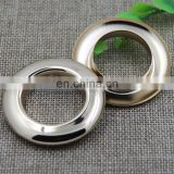 High Quality customized brass black grommets for handbags