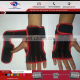 Neoprene Crossfit Hand Grips With Wrist Support,Hand Pads For Gym Gloves