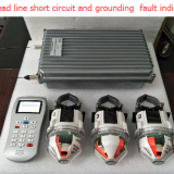 Overhead Line Cable Fault Locator of Short Circuit and Earthing Function