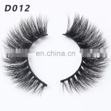 D012 brand name eyelashes eyelash extension mink