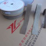 Silver plated hook and loop conductive fastener tape for conductive demand fastener goods
