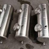 Custom Stainless Steel Fabrication Filter Element Pressure Plate Sand Filter Stainless Steel