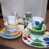 Dinnerware ceramic bowl cup mug cup