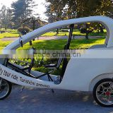 Battery Powered Auto Rickshaw Tricycle