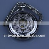 alloy material cheap pocket watch