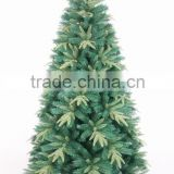 1200 Tips Decoratived PVC MIXED PE Artificial Christmas tree AS holiday living decoration
