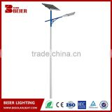 Customizes High Quality Wholesale Solar Steel Street Lighting Pole With Nice Price