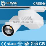 Hot sale product Energy Saving High Efficiency 18w LED Track Light COB LED Track Light 1512 led chip