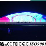 IP 68 waterproof CE, CQC, FCC, SASO, UL led pixel projects 5050 using bridge decoration