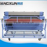 LX1626SC fabric roll cotton fabric co2 laser engraving cutting machines for sale
