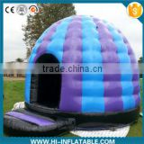 Outdoor inflatbale dome jumper/inflatable dome bouncy for kids                                                                                                         Supplier's Choice