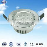 Alibaba China supplier for 7w LED ceiling lamp shell,new products for aluminum die casting component