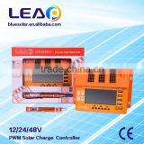LCD display solar charge controller LPF-2450D