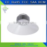 Driver on board DOB 100W 120W ac led linear high bay light